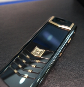 Vertu Siganture S Ultimate DLC Mix Gold